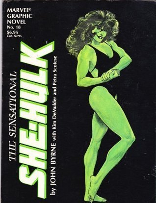 The Sensational She-Hulk  by  John Byrne