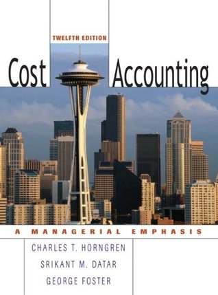 Accounting: Chapters 12 26 Charles T. Horngren