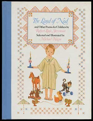 The Land of Nod: And Other Poems for Children  by  Robert Louis Stevenson