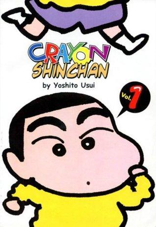 Crayon Shin Chan 02  by  Yoshito Usui