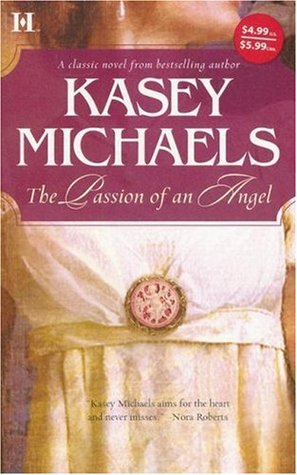 The Passion Of An Angel  by  Kasey Michaels