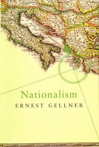 Nations And Nationalism Ernest Gellner