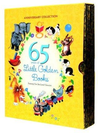 65 Years of Little Golden Books Golden Books