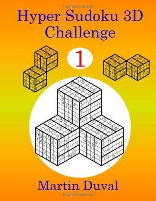 Hyper Sudoku 3D Challenge 1  by  Martin Duval