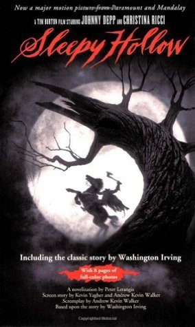 Sleepy Hollow: A Novelization Peter Lerangis