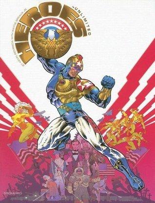 Palladium Books Presents: Heroes Unlimited Kevin Siembieda