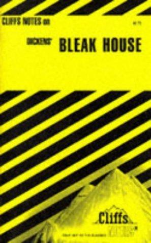 Dickens Bleak House (Cliffs Notes) Salibelle Royster