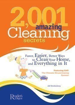 2,001 Amazing Cleaning Secrets  by  Jeff Bredenberg