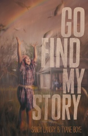 Go Find My Story Sandy Landry