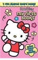 Hello Kitty My First Books/4 Board Book Set  by  Dalmatian Press