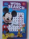 Disney Word Search Puzzles Level 1  by  Playhouse Disney / Disney Channel