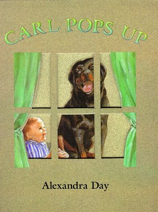 Carl Pops Up Alexandra Day
