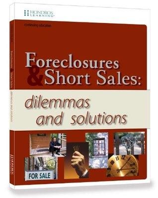 Foreclosures & Short Sales: dilemmas and solutions Melanie J. McLane