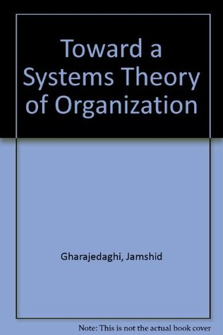 Systems Thinking: Managing Chaos and Complexity - A Platform for Designing Business Architecture Jamshid Gharajedaghi