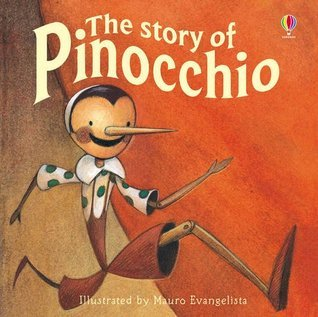 Story Of Pinocchio (Picture Books)  by  Katie Daynes