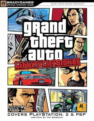 Grand Theft Auto: Liberty City Stories (PS2) Official Strategy Guide  by  BradyGames