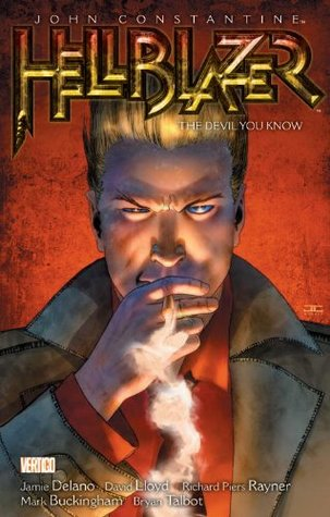 Hellblazer, Vol. 2: The Devil You Know  by  Jamie Delano