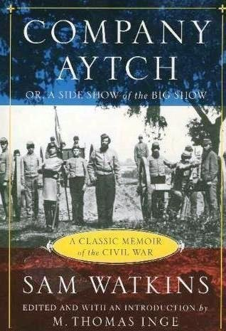 Company Aytch - Or, Side Show Of The Big Show - Classic Memoir Of The Civil War  by  Samuel Rush Watkins