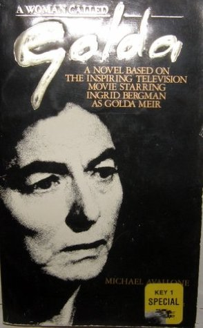 A Woman Called Golda Michael Avallone