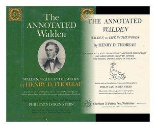 Annotated Walden Henry David Thoreau