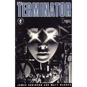 The Terminator: One Shot James Robinson