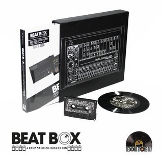 Beatbox: A Drum Machine Obsession Deluxe RSD Version  by  Joe Mansfield
