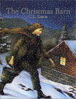 The Christmas Barn  by  C.L. Davis