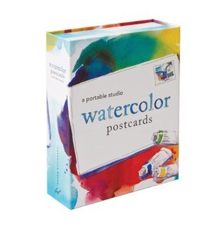 Watercolor Postcards: A Portable Studio Chronicle Books