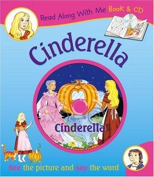 Cinderella (Read Along With Me Book & CD) Anna Award
