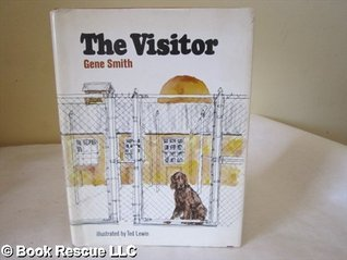 The visitor  by  Gene   Smith