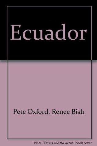 Ecuador  by  Pete Oxford