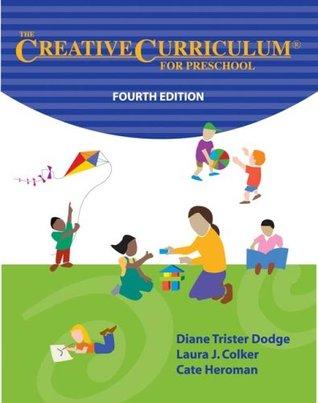 El Curriculo Creativo Para Educacion Preescolar Diane Trister Dodge