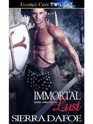 Immortal Lust (Wicked Pantheon, #2)  by  Sierra Dafoe