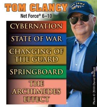 Tom Clancys Net Force 6 - 10 Tom Clancy