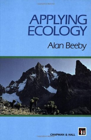 Applying Ecology A. Beeby
