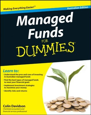 Managed Funds For Dummies  by  Colin Davidson