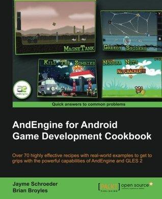AndEngine for Android Game Development Cookbook Jayme Schroeder