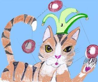Jewelz the Juggling Cat Mary Aris
