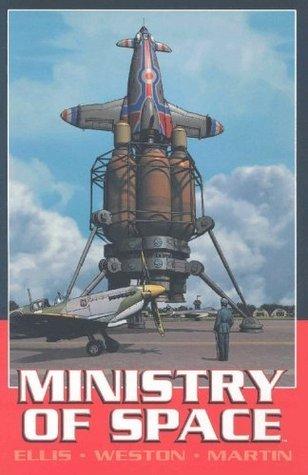 Ministry of Space  by  Warren Ellis