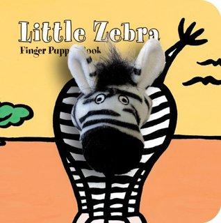 Little Zebra: Finger Puppet Book ImageBooks
