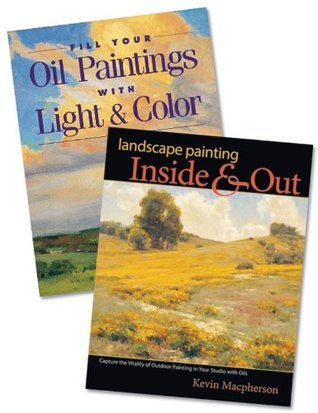 Oil Painting with Kevin MacPherson, 2-Volume Set  by  Kevin Macpherson
