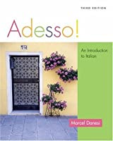 Adesso!, Lab Audio CDs: An Introduction to Italian  by  Marcel Danesi