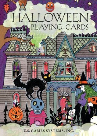 Halloween Playing Cards U.S. Games Systems