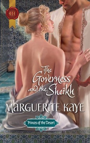 The Governess And The Sheikh  by  Marguerite Kaye