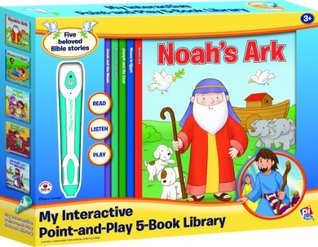 My Point-and-Play and 5-Book Bible Stories Library Publications International Ltd.