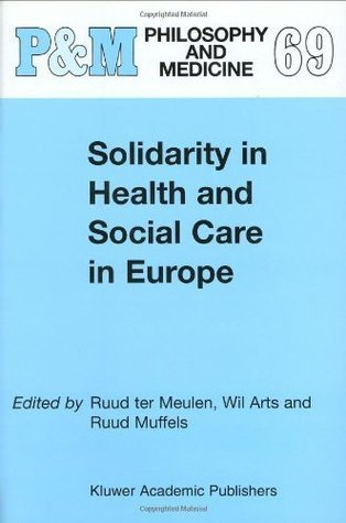 Solidarity in Health and Social Care in Europe Wil Arts