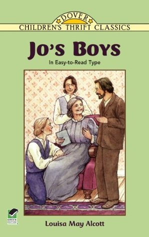 Jos Boys: In Easy-to-Read Type  by  Louisa May Alcott