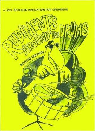 JRP38 - Rudiments Around The Drums Joel Rothman