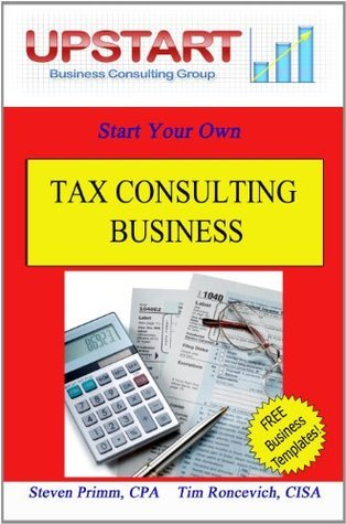 Tax Consulting Business Tim Roncevich