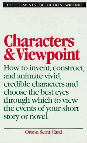 Characters & Viewpoint  by  Orson Scott Card